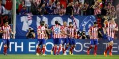 Atlético ziet kampioensdroom weer stapje dichterbij komen