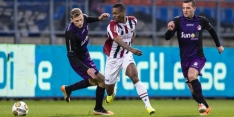 Willem II en Dordrecht schrijven drie punten bij, VVV niet