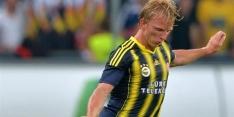 Kuyt met Fenerbahçe op drempel van bekerfinale