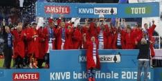 Twente treft Go Ahead, Ajax en PSV naar Flevoland