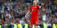 Robben opgenomen in topselectie Champions League