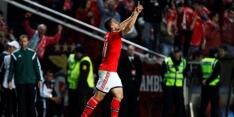 Benfica gelijk tegen Setubal, FC Porto onderuit