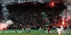Panathinaikos verschalkt PAOK en speelt voorronde CL