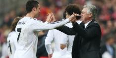 Ancelotti speelde in op emoties van Real-spelers