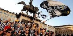 Juventus kampioen na blamerende nederlaag AS Roma