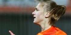 Miedema laat Oranje dromen van WK-deelname