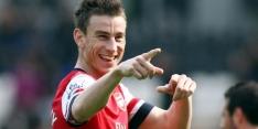 Ook verdediger Koscielny meldt zich in ziekenboeg Arsenal