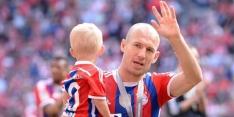 Robben opgenomen in sterrenelftal Bundesliga