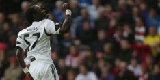 Swansea City verhuurt Emnes voor half seizoen aan Blackburn