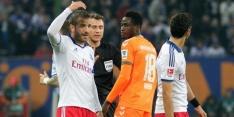 Van der Vaart speelt gelijk met HSV in play-offs