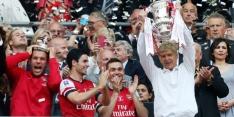 Arsenal treft City-beul, derdeklasser lonkt voor ManU