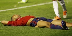 Degradatie voor Osasuna en Real Valladolid