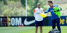 """Sneijder snapt keuze voor Van Gaal niet: """"Conte wilde het graag"""""""