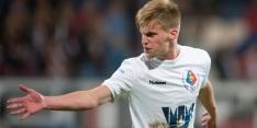 Seizoen Telstar-speler Van Huizen door blessure ten einde