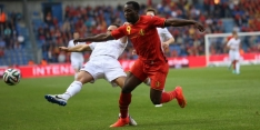 Lukaku scoort drie keer voor België, debuut Januzaj