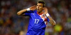 Mandzukic helpt Kroatië langs Cyprus, ook Zweden wint