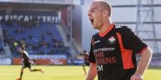 Van Buuren niet met Willem II mee Eredivisie in