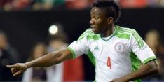 Musa, Nwofor en Omeruo met Nigeria naar WK