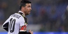 Udinese passeert Milanese 'topclubs' in Serie A