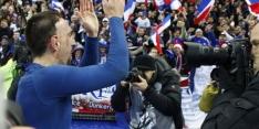 Franse teamarts: Ribéry mist WK door Bayern