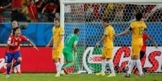 Chileen Valdivia voor twaalf wedstrijden geschorst