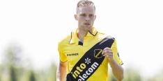 NAC'er Stuy van den Herik aan de slag bij FC Oss