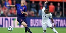 Atsu met late treffer goudhaantje Ghana tegen Togo
