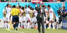 Drie gelijke spelen net genoeg voor Costa Rica