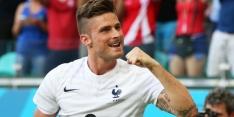 Giroud start in de basis tegen Nigeria, Sakho niet