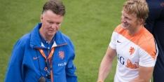 """Kuyt kijkt terug op tijd in Oranje: """"Stond er altijd"""""""