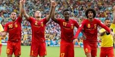 Groep B: België haalt uit, Wales en Bosnië gelijk