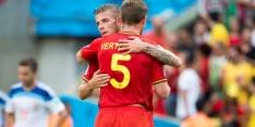België met aanvoerder Vertonghen en 'debutant' Januzaj