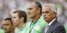 Algerijnen starten petitie om coach Halilodzic te behouden