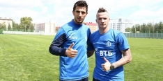 Büttner en Douglas met Dinamo Moskou langs Ural