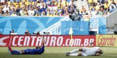 """Suárez over bijten Chiellini: """"Dacht dat mijn carrière over was"""""""