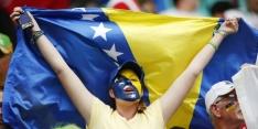 """Knokken bij Bosnië - Griekenland: """"Schandelijke vertoning"""""""