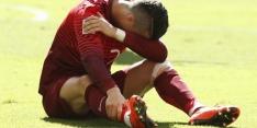 """Portugezen berusten in uitschakeling: """"Treurige dag"""""""