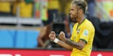 Neymar tegen Turkije weer goud waard voor Brazilië