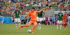 FIFA zendt zondagavond Nederland - Mexico (2014) uit
