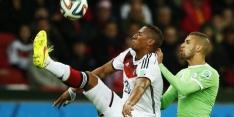 Boateng haakt af bij Duitsland, Knoche vervanger