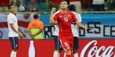 Zwitsers doen Slovenië pijn met spectaculaire comeback