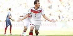 Duitsland moet Hummels missen in eerste groepsduel