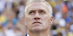 Deschamps blijft ook na EK aan als bondscoach Frankrijk