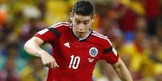 Valse start voor Colombia op Copa América
