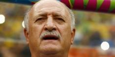 Scolari denkt na over bondscoachschap bij Colombia