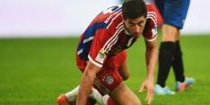 Eerste doelpunt Lewandowski voor Bayern München