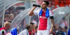 Ajax met Kishna, Miyaichi in de basis bij FC Twente