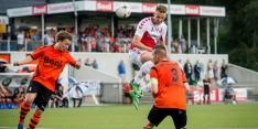 Barazite maakt hattrick voor Utrecht, Dordrecht verliest