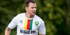 Dordrecht trekt middenvelder Van Haaren op huurbasis aan