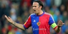 Luijckx schlemiel bij Videoton, CSKA en Basel door